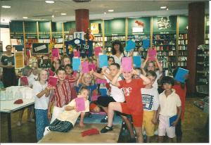 Bild 9_8n8 1997 Leseförderung mit Spass