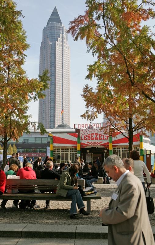 60. Frankfurter Buchmesse