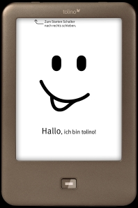 tolino shine_front_smiley