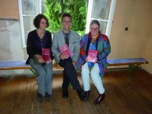 Antonia Dinnebier, Thomas Helbig & Brigitte Alexander